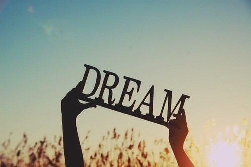 夢は具体的に!